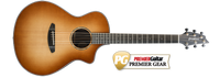 Breedlove Premier Concert Copper CE Acoustic-Electric Guitar