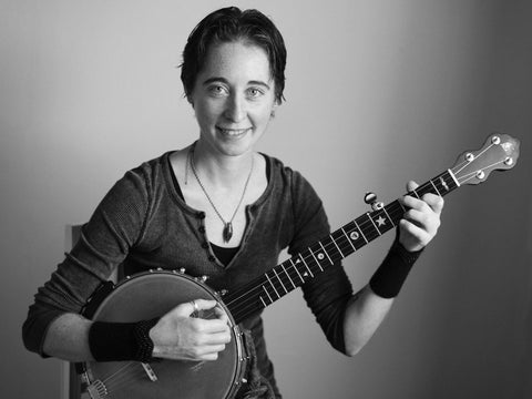 Wednesday April 26 - Clawhammer Banjo Workshop w/Rachel Eddy