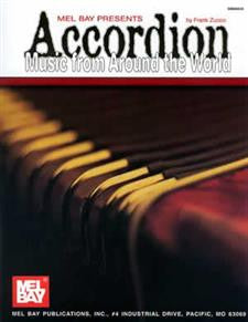 Getting Into Accordion, w/CD (Mel Bay)
