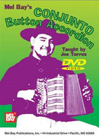 Conjunto Button Accordion DVD
