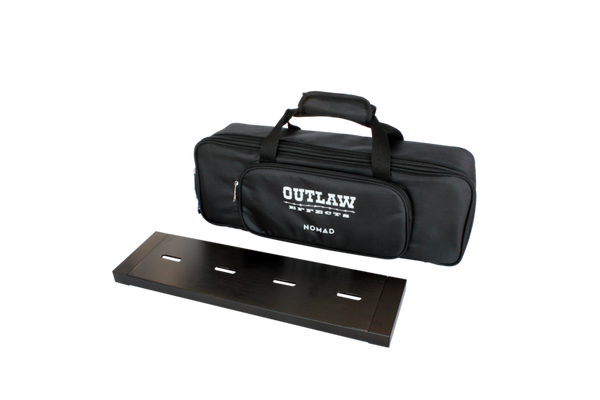 Outlaw Effects Nomad S128 Rechargeable Powered Pedal Board