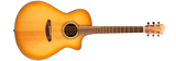 Breedlove Organic Signature Concerto Copper CE Acoustic-Electric Guitar