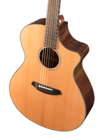 Breedlove Solo Concerto CE Acoustic-Electric Guitar