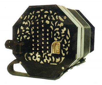 56b Stagi English Tenor-Treble Concertina