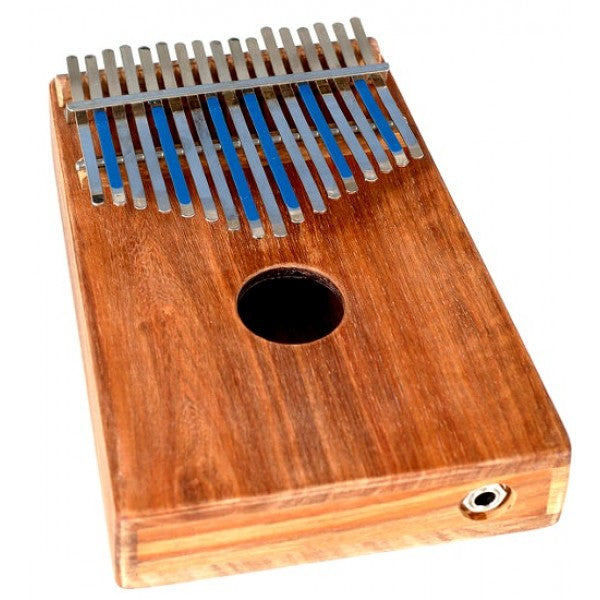 Hugh Tracey Treble Kalimba w/Pickup