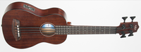 Kala UBASS-RMBL-FL Fretless acoustic / electric Rumbler U-Bass