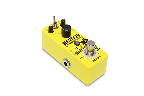 Outlaw Effects Wrangler Compressor Pedal