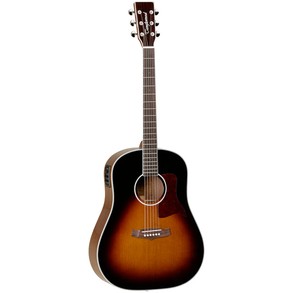 Tanglewood X15 SDTE Sundance Performance Slope Shoulder Dreadnought acoustic-electric Guitar