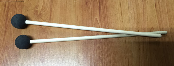 Hardwood Music Drum Mallets (pair)