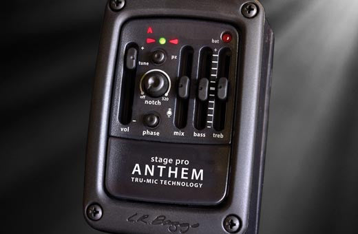 LR Baggs Anthem Acoustic Guitar Pickup System