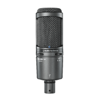 Audio Technica AT2020USB+ Cardioid Condenser USB Microphone