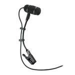 Audio-Technica ATM350U Cardioid Condenser Clip-On Microphone