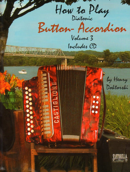 How To Play Diatonic Button Accordion