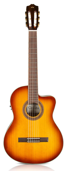 Cordoba Iberia Series C5-CESB acoustic / electric Classical Guitar