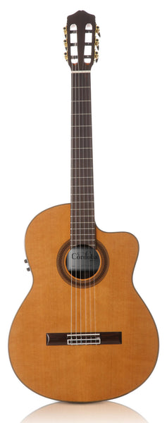Cordoba Iberia Series C7-CE acoustic / electric Classical Guitar