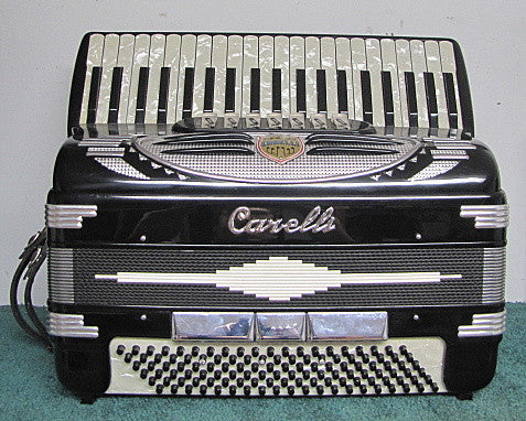 Carelli 120-bass Accordion (used)