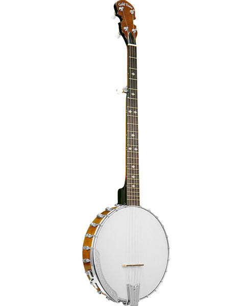 Gold Tone CC-100+ Cripple Creek open back banjo