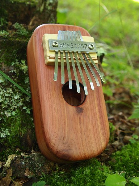 Kalimbas and Thumbpianos by Mountain Melodies