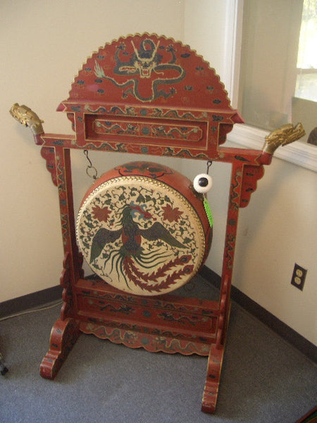 Chinese Imperial Drum (used)
