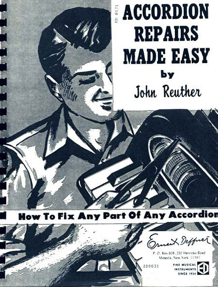 Accordion Repairs Made Easy