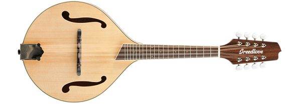 Breedlove Crossover OF Natural Mandolin