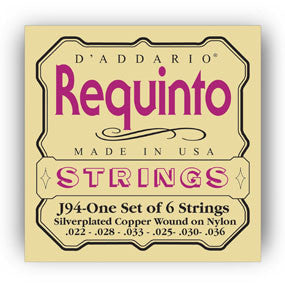 D'Addario Requinto String Set