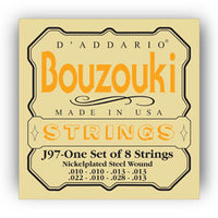 D'Addario Greek Bouzouki 8-String Set
