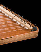 Hammered Dulcimer Dampers