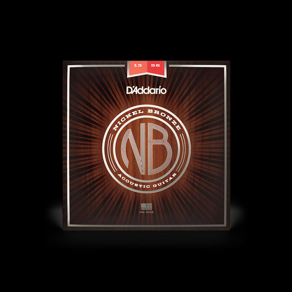 D'Addario NB1356 Acoustic Guitar String Set