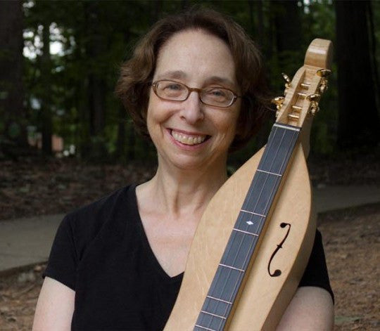 Saturday October 12th: Lap Dulcimer Workshops w/Karen Buglass