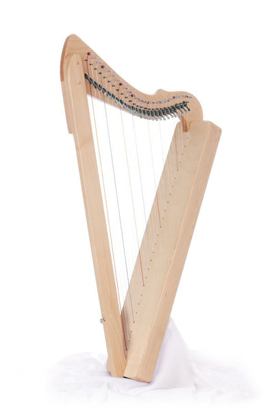 "Harpsicle ""Fullsicle"" 26-String Folk Harp, Maple"