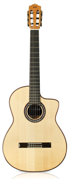 Cordoba Luthier Series Pro Maple acoustic / electric Classical Guitar