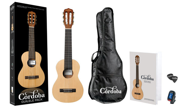 Cordoba GP100 Complete Guilele Pack