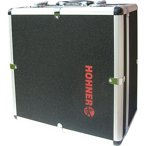 Deluxe Hohner hard cases for small button accordions - 12x