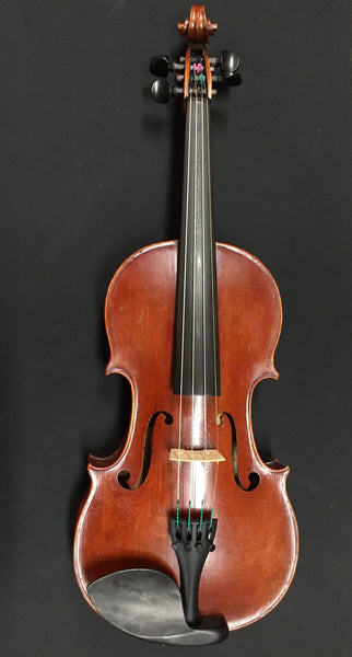 Unmarked French Stradivarius Copy 4/4 Violin (used)