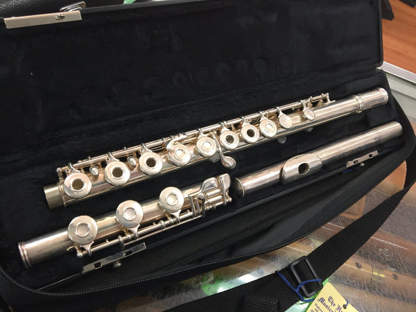 Gemeinhardt 3SHB Open-Hole Flute (used)