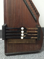 C.F. Zimmerman No. 2 Miniature Autoharp (used)