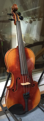 "German 15.5"" Viola, Used"