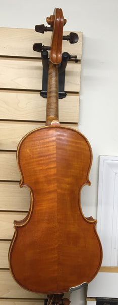 German-made Strad Copy 4/4 Violin w/case & bow (used)
