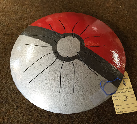 "10"" Pokeball Ajna Metal Tongue Drum"
