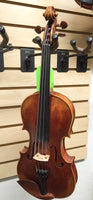"Liu Xi Handmade ""Antiqued"" 4/4 Violin w/case & bow"