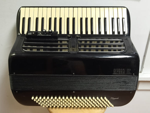 Soprani Napoli 120-bass Accordion (used)