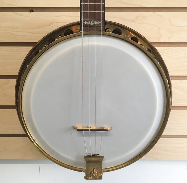 Paramount Aristocrat Plectrum 4-String Banjo, 1928 (used)
