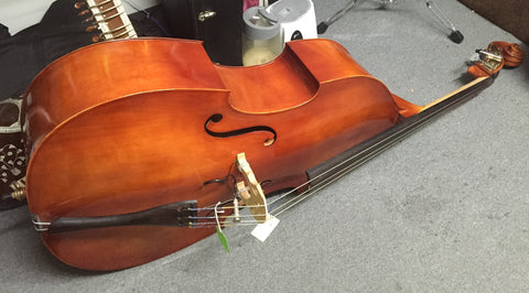Eastman VB80 3/4 Upright Bass w/pickup (used)