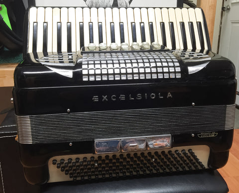 Excelsiola 711 120-bass Accordion (used)
