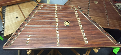 Dusty Strings D-500N Hammered Dulcimer (used)