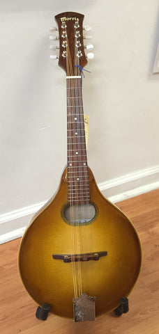 Howard Morris A4 Oval-hole Mandolin (used)