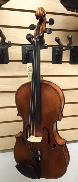 Monnig Full-Size Viola w/Case & two bows (used)
