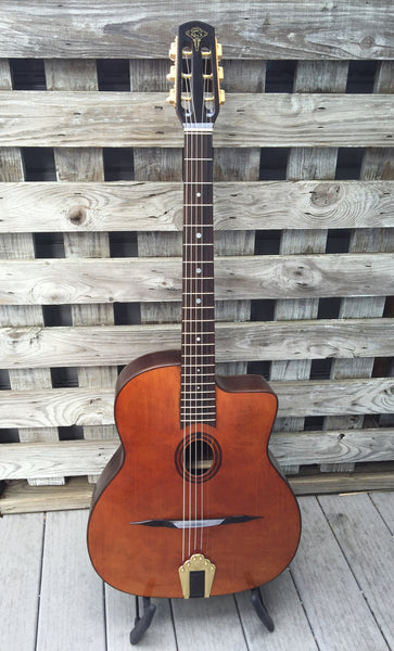 Altamira M01 Gypsy Jazz Guitar