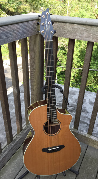 Breedlove Premier Concert LTD acoustic / electric Guitar